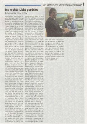 Jülich Magazin Nr. 24 vom 27.11.2015