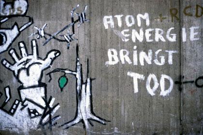 Atomenergie bringt Tod-Aachen