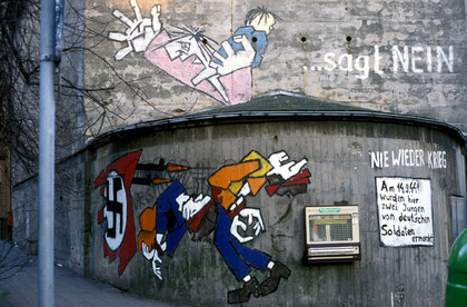 ...sagt Nein - Nie wieder Krieg-Aachen