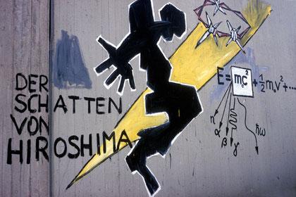 Der Schatten von Hiroshima-Aachen