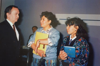 Kairo 1991 Georges Kobylansky Ausstelung Fine Arts Opera Gallery