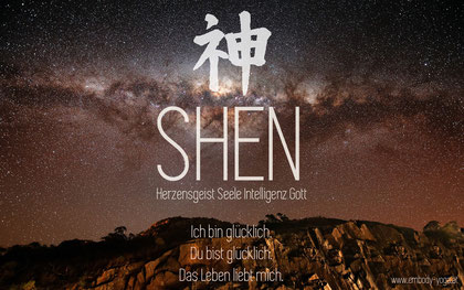 SHEN - Sterne Querformat