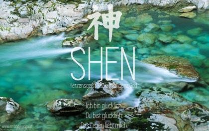 SHEN - Wasser Querformat