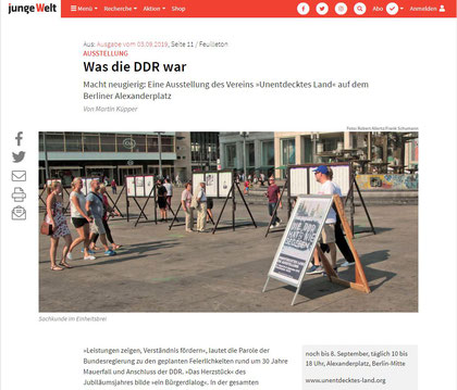 Was die DDR war
