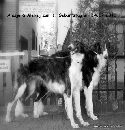 Alesja & damals noch Morphois