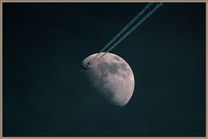 Fly me to the moon - Skywatcher ED 80 & Canon 60 Da