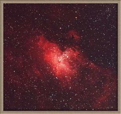 Messier 16 - Crop