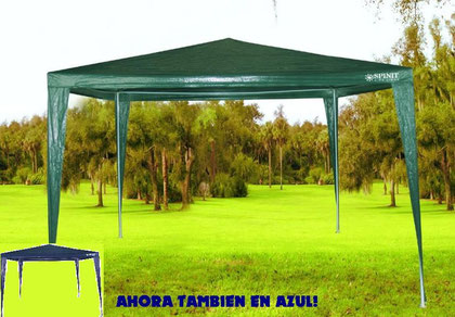 Gazebo Spinit Basic Green.