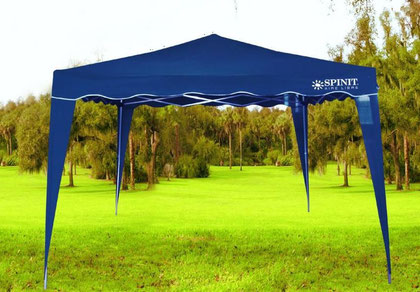 Gazebo Spinit Elite Blue.