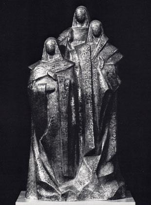 ERZENGEL 1968, Bronze, Höhe 59 cm