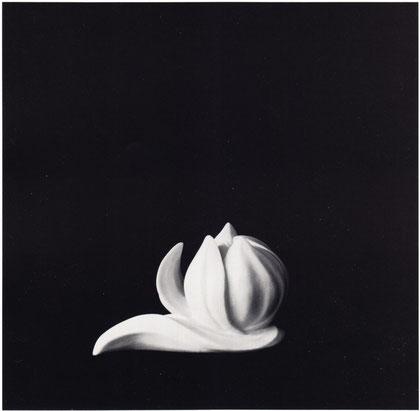 ERWARTUNG 1984, Steinguss, Höhe 15 cm