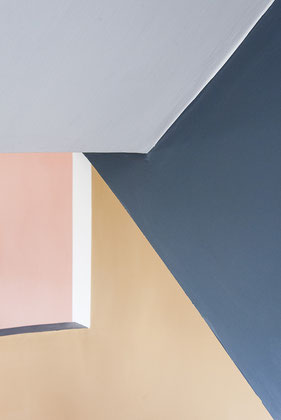 Haus Le Corbusier Treppenaufgang Detail © Dr. Ralph Fischer