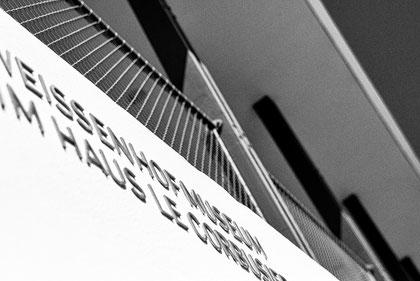 Haus Le Corbusier Doppelhaus © Dr. Ralph Fischer