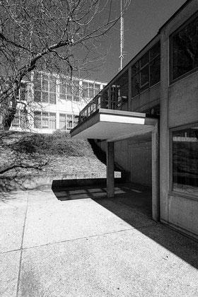 HfG Ulm Eingangsbereich © Ralph Fischer