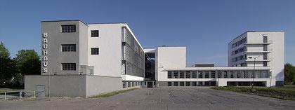 Bauhaus Dessau Südansicht © Dr. Ralph Fischer