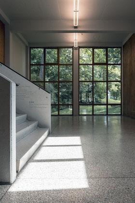 HfG Ulm Foyer © Ralph Fischer