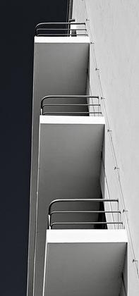 Bauhaus Dessau Prellerhaus Teilansicht © Dr. Ralph Fischer