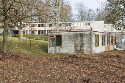 HfG Ulm Pförtnerhaus © Ralph Fischer
