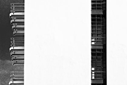 Bauhaus Dessau Prellerhaus Nordansicht © Dr. Ralph Fischer
