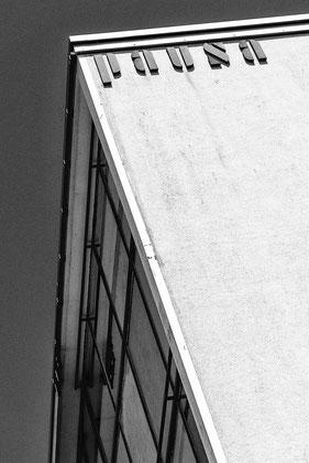 Pausa Verwaltungsgebäude Treppenbau © Dr. Ralph Fischer