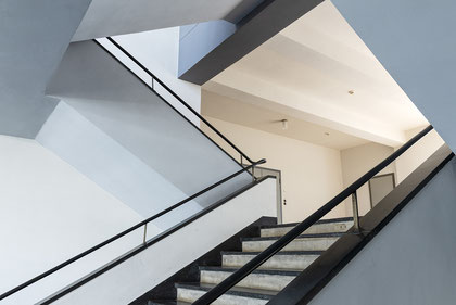 Bauhaus Dessau Haupttreppenhaus © Dr. Ralph Fischer