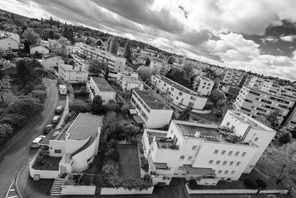 Weissenhofsiedlung Gesamtansicht © Dr. Ralph Fischer