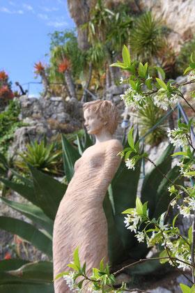 Bild: exotischer Garten in Èze, Jardin Exotique de Èze