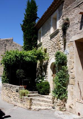Bild: Haus in Ansouis