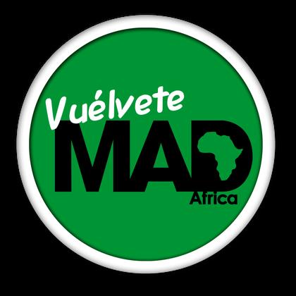 """imagen de la campaña """"Vuélvete MAD"""" botón"""