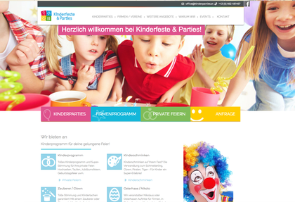 Kinderparties GmbH
