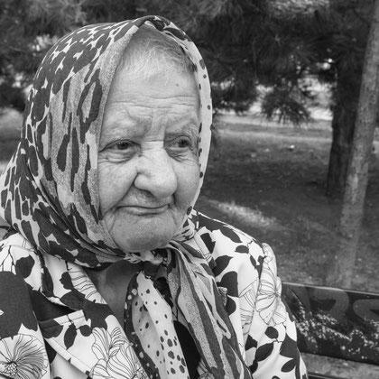 Oma in Bukarest