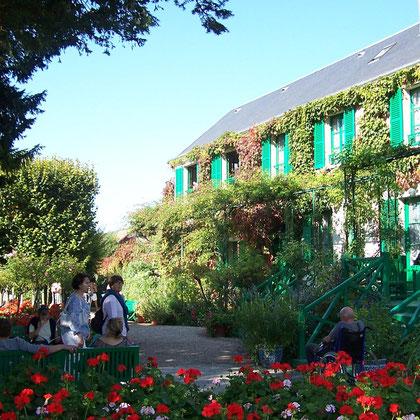 Haus von Monet