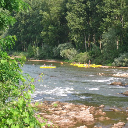 Canoé Kayak  à Trébas