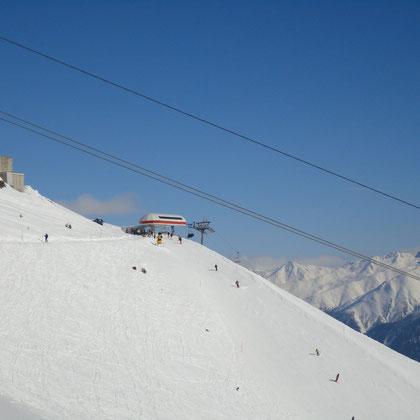 Bergstation Sesselbahn Heimatt