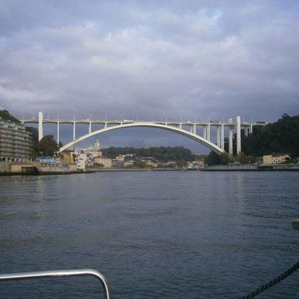 "Die ""Ponte da Arrabida"""
