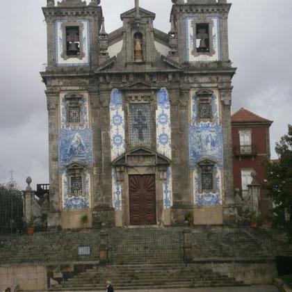 Igreja da St. Ildefonso