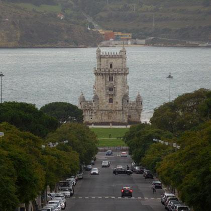Avenida de Torre de Bélem