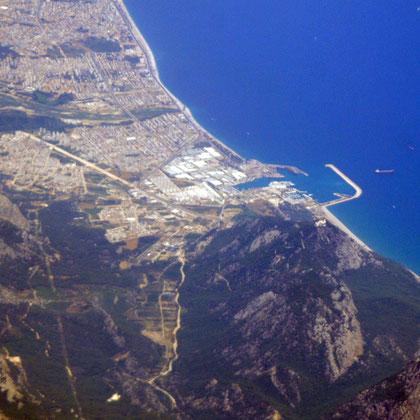 Antalya, SW Turkey