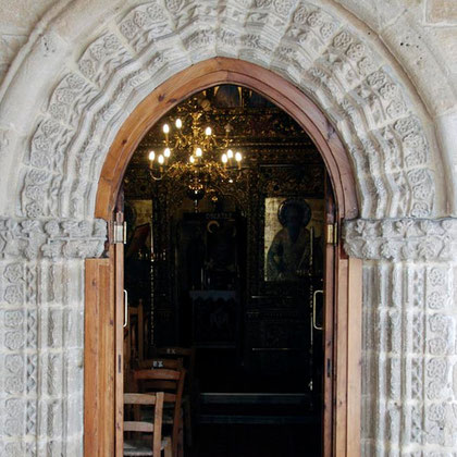 Doorway, Agios Kassionos, Nicosia