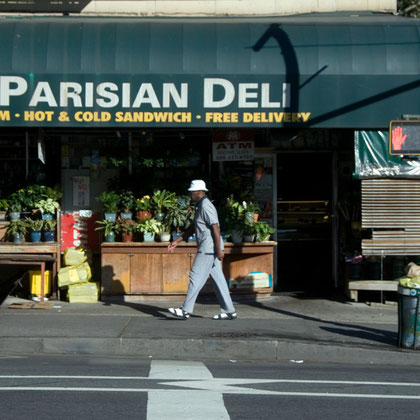 Parisian Deli, Columbus Avenue