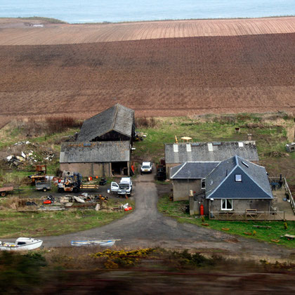 Farm near Burnmouth