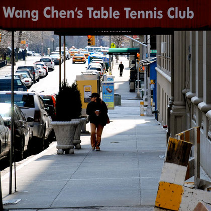 Wang Chen's Table Tennis Club, Upper West Side