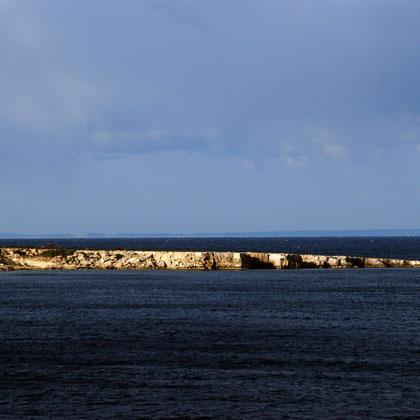 Promentory from Kornos Bay