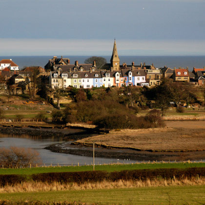Alnmouth, Northumberland