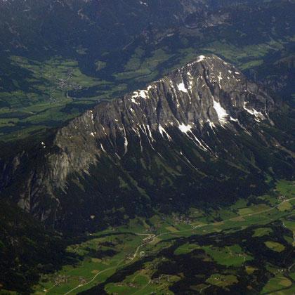 Austrian Alps near Hallstatt
