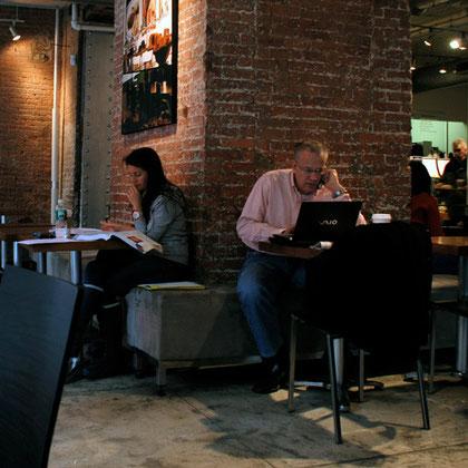 Cafe, Tribecca