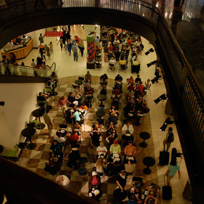 Food Hall, Union Station