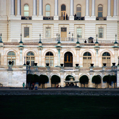 Detail of the Capitol