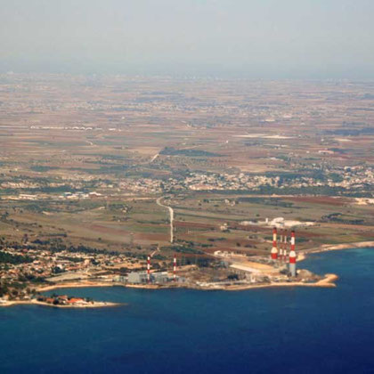 Power station Dhekelia