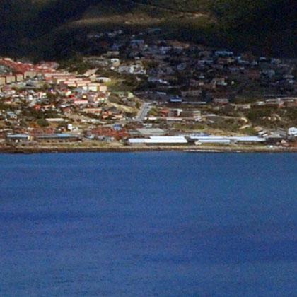 Port at Hout Bay